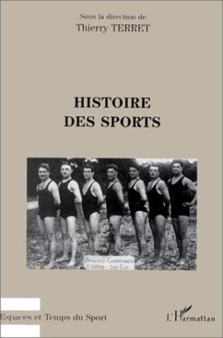 Couverture Histoires des sports
