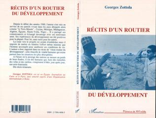 Couverture Récits d'un routier du développement