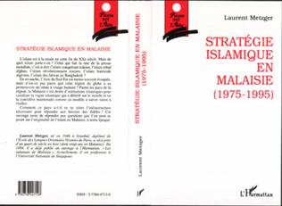 Couverture Stratégie islamique en Malaisie (1975-1995)