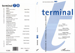 Couverture Terminal n°70