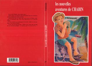 Couverture Les nouvelles aventures de Chabin l'espiegle