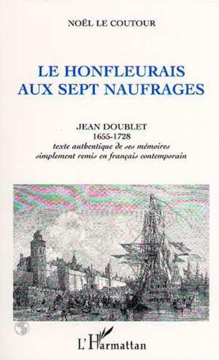 Couverture Le Honfleurais aux sept naufrages