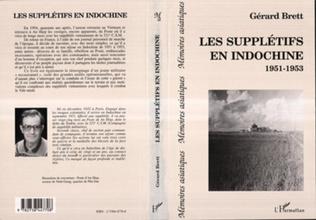 Couverture Les supplétifs en Indochine 1951-1953