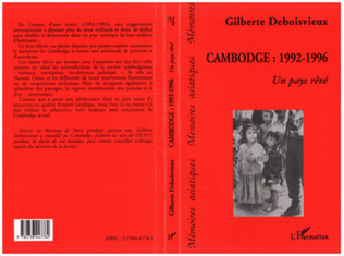 Couverture Cambodge : 1992-1996