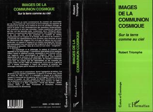 Couverture Images de la communion cosmique