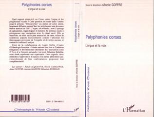 Couverture POLYPHONIES CORSES