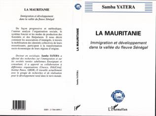 Couverture La Mauritanie