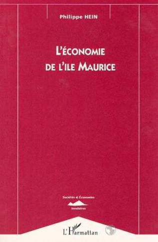 Couverture L'économie de l'île Maurice