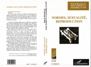 Couverture NORMES, SEXUALITE, REPRODUCTION