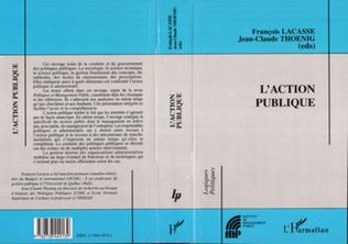 Couverture L'ACTION PUBLIQUE