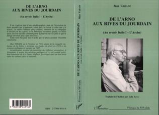 Couverture De l'Arno aux rives du Jourdain (Au revoir Italie ! - L'Arche)