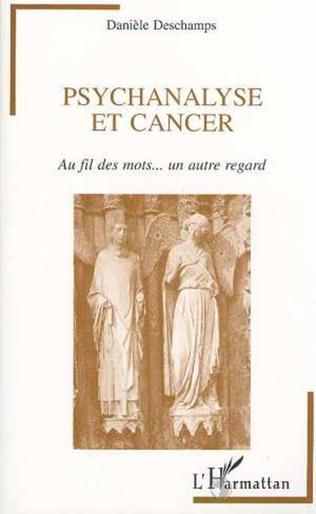 Couverture PSYCHANALYSE ET CANCER