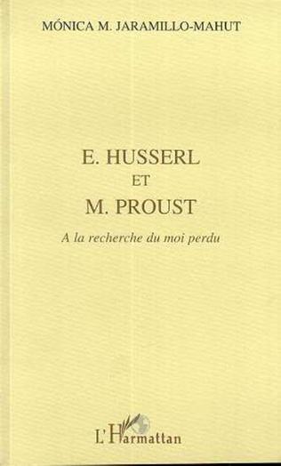 Couverture Husserl et M. Proust