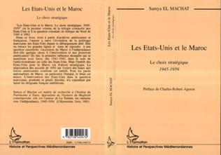 Couverture Les Etats-Unis et le Maroc