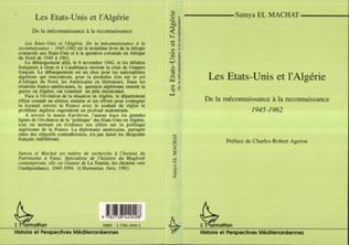Couverture Les Etats-Unis et l'Algérie