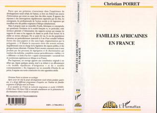 Couverture Familles africaines en France