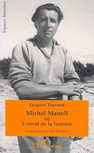 Couverture Michel Manoll ou l'envol de la lumière