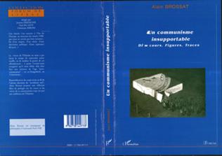 Couverture COMMUNISME (UN) INSUPPORTABLE