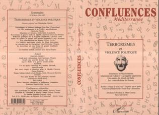 Couverture Terrorismes et violence politique