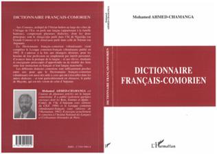 Couverture Dictionnaire français-comorien