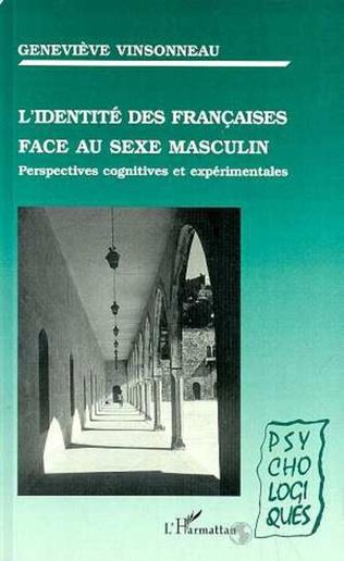 Couverture L'identité des Françaises face au sexe masculin