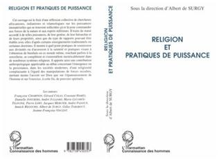Couverture RELIGION ET PRATIQUES DE PUISSANCE