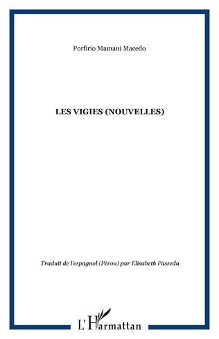 Couverture Les vigies (Nouvelles)