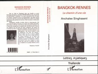 Couverture Bangkok-Rennes