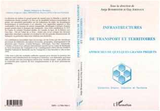Couverture INFRASTRUCTURES DE TRANSPORT ET TERRITOIRES