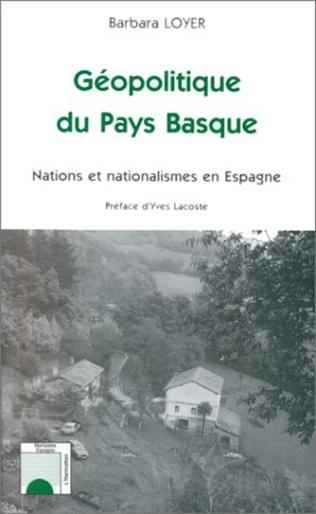 Couverture Géopolitique du pays Basque