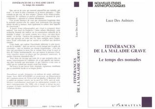Couverture ITINERANCES DE LA MALADIE GRAVE
