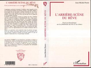Couverture L'ARRIERE-SCÈNE DU RÊVE