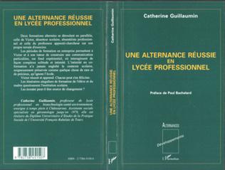 Couverture UNE ALTERNANCE RÉUSSIE EN LYCÉE PROFESSIONNEL