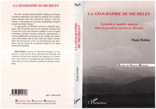 Couverture La géographie de Michelet