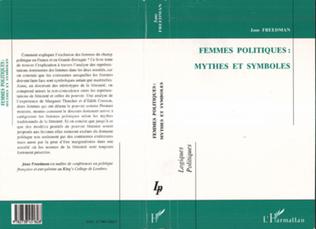 Couverture Femmes politiques : mythes et symboles