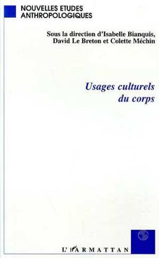 Couverture USAGES CULTURELS DU CORPS