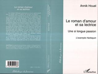 Couverture LE ROMAN D'AMOUR ET SA LECTRICE