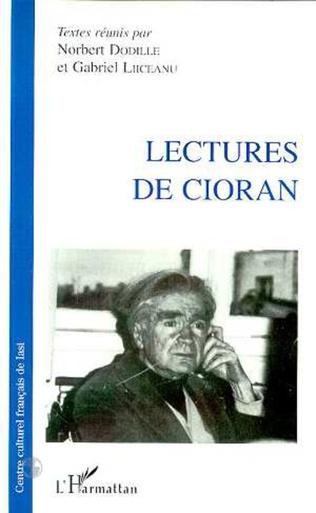Couverture LECTURES DE CIORAN