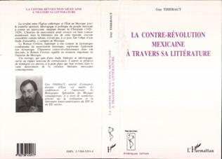 Couverture Le contre-révolution mexicaine à travers sa littérature