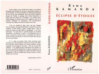 Couverture Eclipse d'étoiles