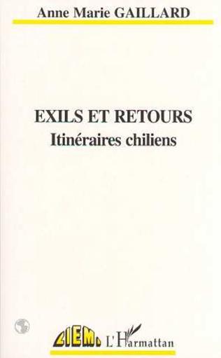 Couverture Exils et retours