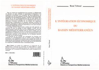 Couverture Intégration économique du bassin méditerranéen
