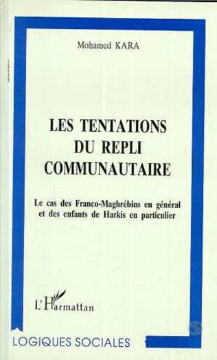 Couverture LES TENTATIONS DU REPLI COMMUNAUTAIRE