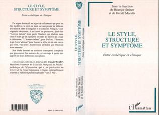 Couverture Symptôme, Style, Structure