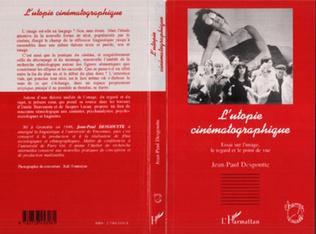Couverture L'utopie cinématographique