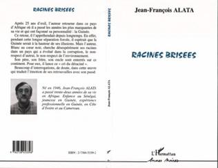 Couverture Racines brisées (Guinée) 60