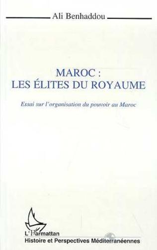 Couverture Maroc : les élites du royaume