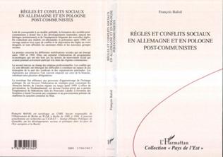 Couverture Règles et conflits sociaux en Allemagne et en Pologne post-communiste