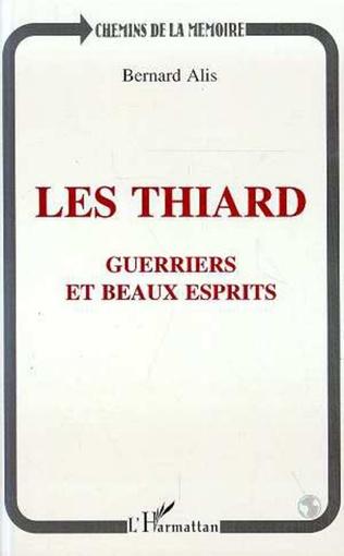 Couverture Les Thiards