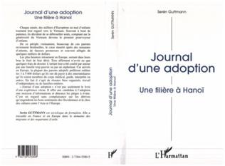 Couverture JOURNAL D'UNE ADOPTION